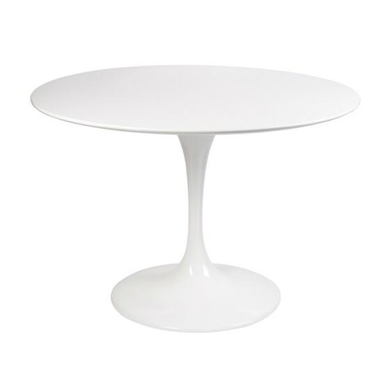 купить круглый стеклянные стол